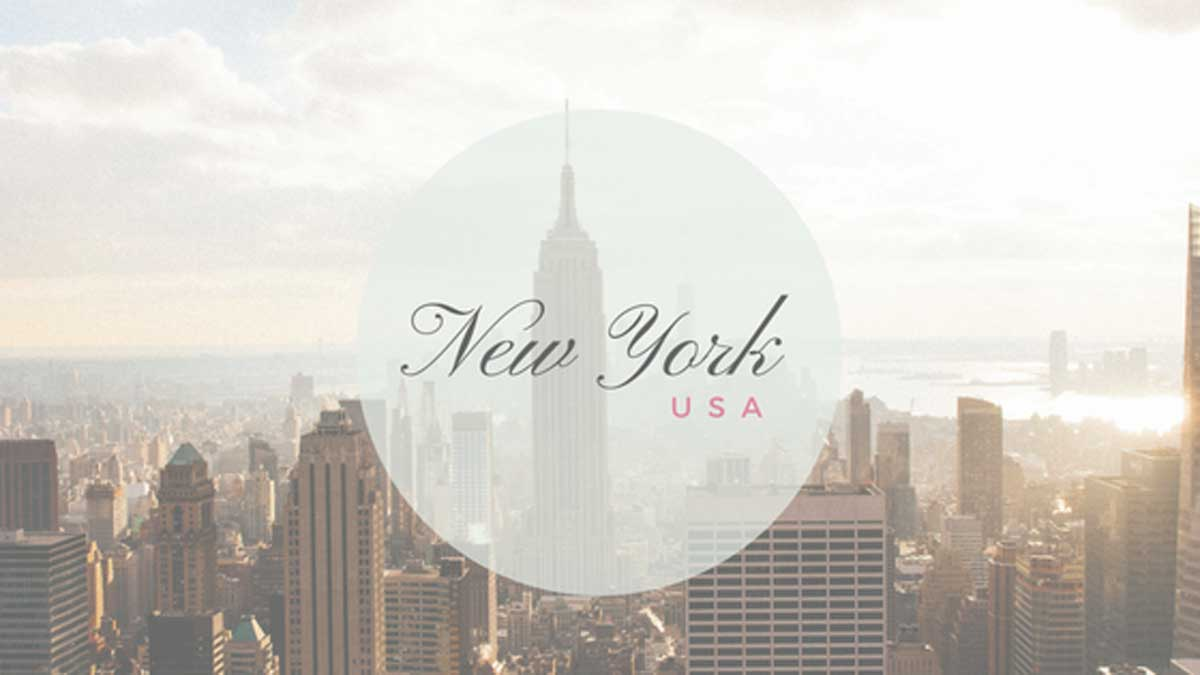 Copertina Itinerari New York City Stati Uniti